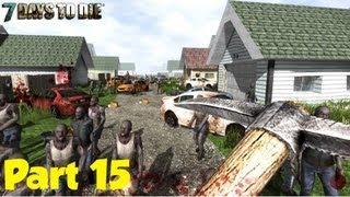 7 Days to Die - S1E15 - Farming!