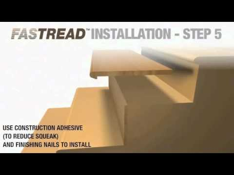 FasTread Replacement Stair Tread