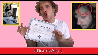 Logan Paul EXPOSED! #DramaAlert YouTuber Hit by CAR! (FOOTAGE) NetNobody ATTACKED!