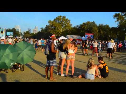 Austin City Limits - ACL  10/10/2015.....amazing.....
