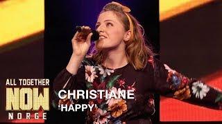 All Together Now Norge | 16 år gamle Christiane fremfører Happy av Pharell Williams | TVNorge