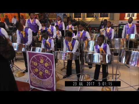 Golden Hands Steelpan Academy Celebrate 24th Anniversary at C3 Movie Town - July 23,2017