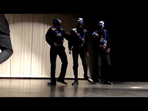 Phi Beta Sigma FA-16 Neophyte Presentation- Beta Kappa Chapter at Tuskegee University.