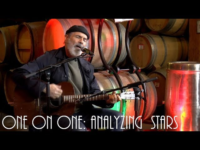 Cellar Sessions: Bruce Sudano - Analyzing Stars March 14th, 2018 City Winery New York