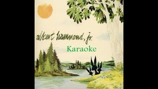 Scared - Albert Hammond Jr. (Karaoke)
