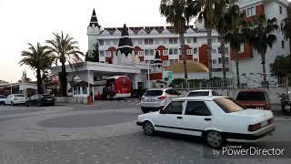 Side Royal Paradise 4*, короткий обзор отеля.  Часть 1