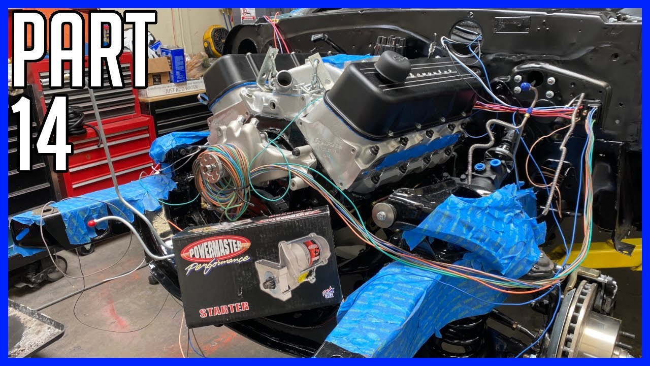 How To Build A Chevrolet 454 Big Block Part 1 Taking The Cylinder Heads Off Youtube