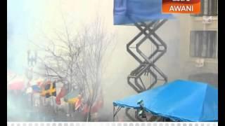 Two deadly explosion at Boston Marathon