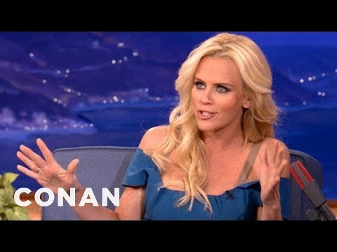 "Jenny McCarthy: ""Hippie Jesus Was My Bieber"" - CONAN on TBS"