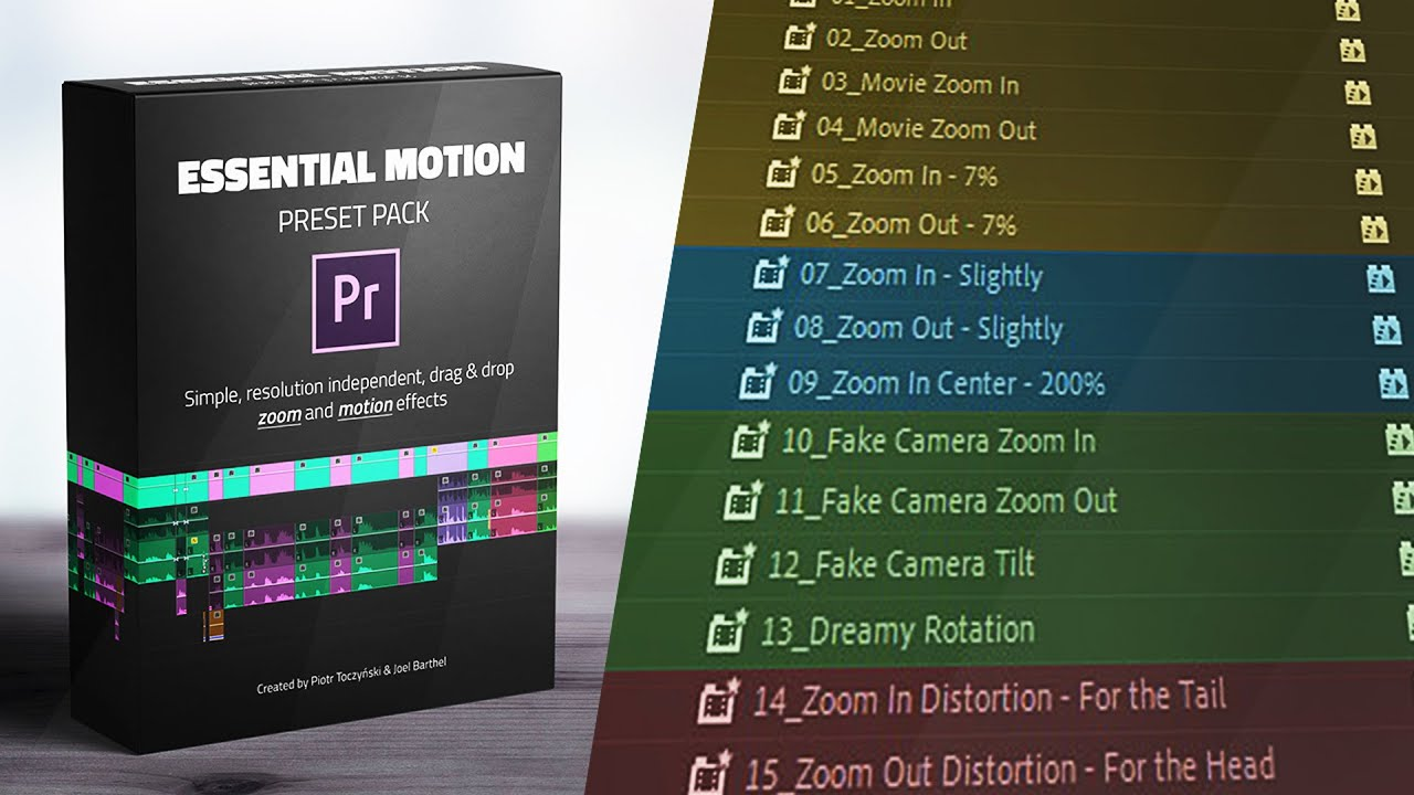 FREE Premiere Pro PRESETS You Didn't Know You Needed