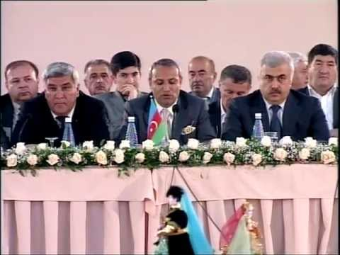 The 1st Azerbaijan (Shamakhi) International Business Conference PART-1