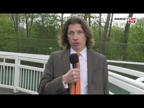 Paris-Turf TV - Nicolas Caullery : Flag Fen