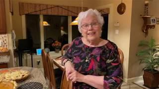 Nana's Cookery 2019 Thanksgiving