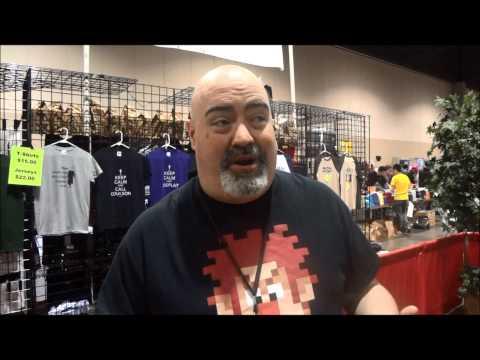 Kyle Hebert interview at Naka-Kon 2013