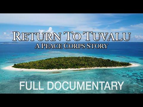 Return To Tuvalu - A Peace Corps Story