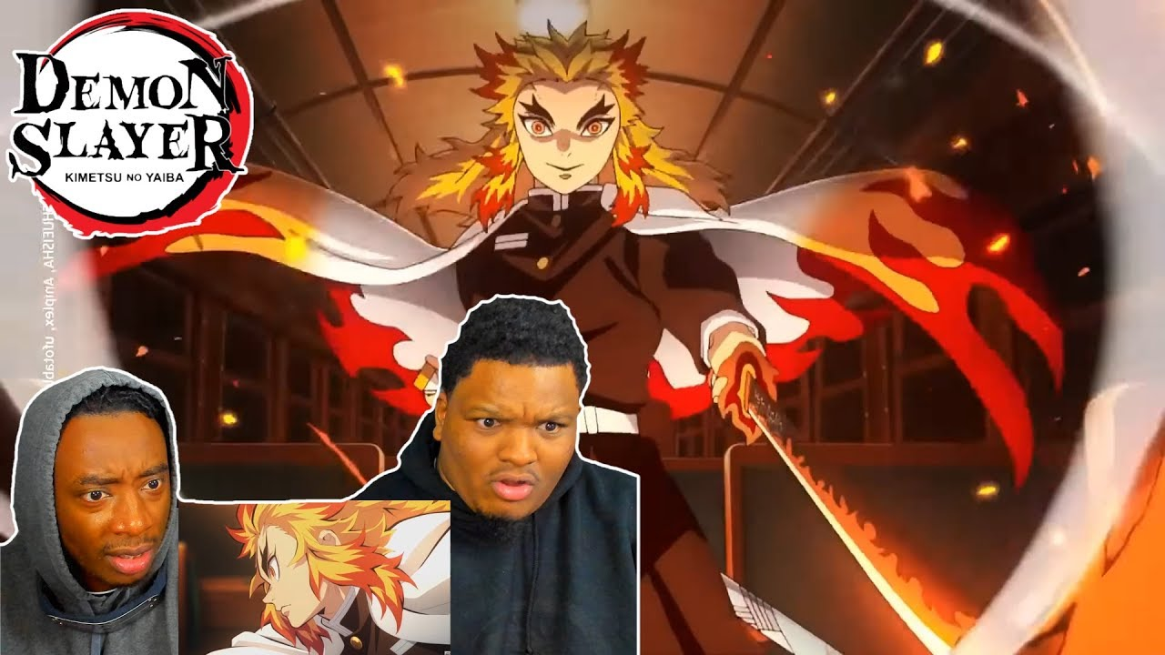 WE CAN'T WAIT!! Demon Slayer: Kimetsu No Yaiba - Movie Trailer | Reaction