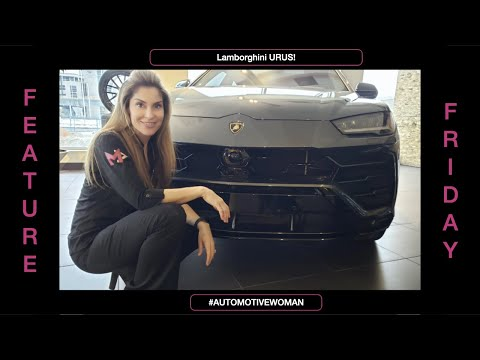 2020 Lamborghini URUS Test Drive + UPDATES from YouTube · Duration:  18 minutes 50 seconds