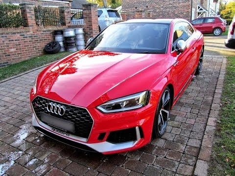 AUDI RS QUATTRO COUPE Silver Valet Before After YouTube - Audi car valet