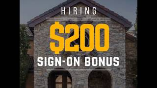 Trezo Mare Hiring FOH $200 Sign-on Bonus