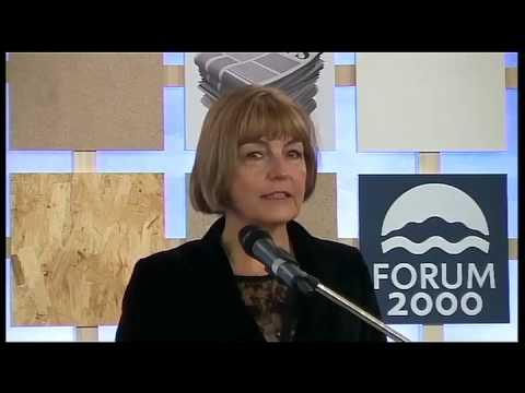 Breakfast with Vesna Pusić | 2012 Forum 2000