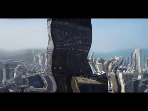 Chicago Willis (Sears) Tower from DJI Phantom 2 with GoPro Hero 3+