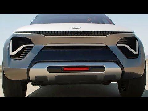 Kia Habaniro (2019) Next-Gen Kia SUV