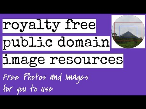 Free Photo Image Resources - My Three Favourite Royalty Free and Public Domain Photo Websites