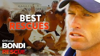 Best Lifeguard Rescues   Bondi Rescue - Season 1