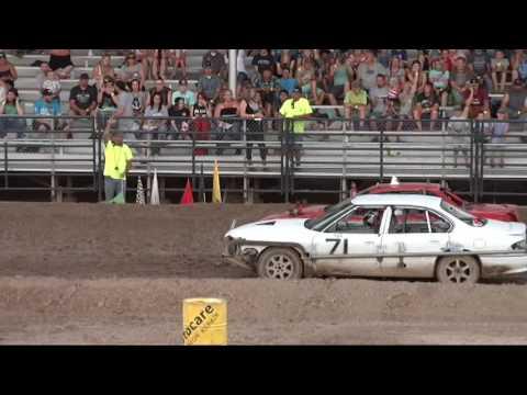 Trash Car Racing July 9 2016