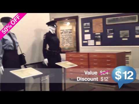 SocialShopper Daily Deal - Vancouver Police Museum