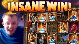 WILDLINE on Dead or Alive 2 Slot - FIRST EVER ON CASINO STREAMS +2000X!!