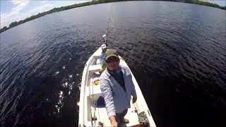 fishing the myakka cutoff