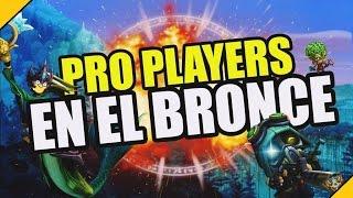 PROPLAYERS en el BRONCE - PARODIA Colores en el Viento (Pocahontas) | League Of Legends