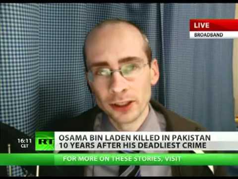Corbett: 'Osama Bin Laden a CIA asset'