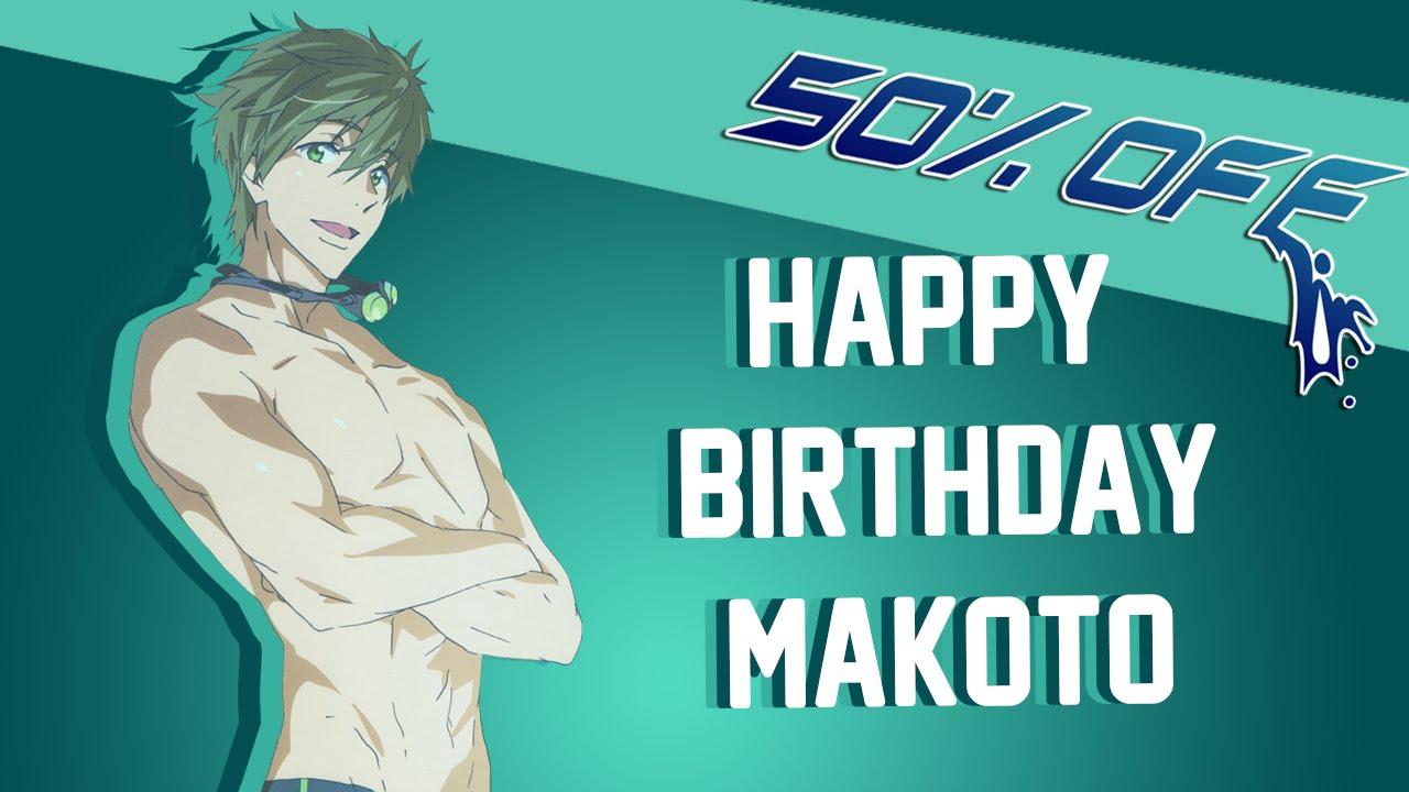 happy birthay makoto - photo #25