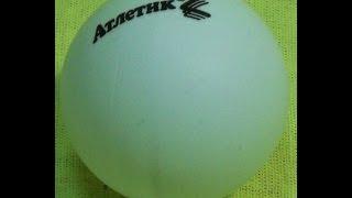 Фокус с теннисным шариком (обучение)