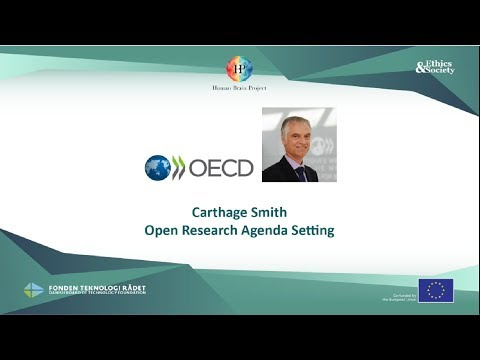 Youtube video - Webinar on open research agenda setting - pt.1 (Carthage Smith)