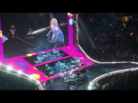 Elton John Bennie And The Jets Cleveland 11/03/2018