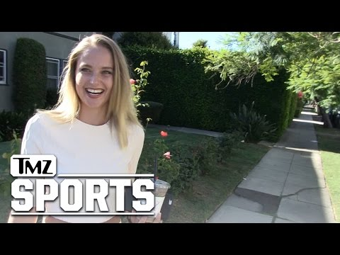 Christian McCaffrey- Advice From SI Swimsuit Hottie...Football ᐳ Modeling | TMZ Sports