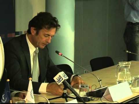 ASP President: Press Conference, 27 June 2011