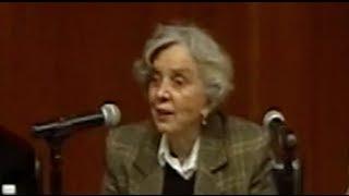 Conversación con Elena Poniatowska. 14/11/2012