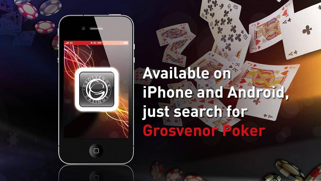 Grosvenor poker live app daily roulette ffxiv