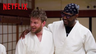 Queer Eye's Fab 5 and Naomi Watanabe Try Judo | Netflix