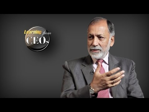 Leadership in crisis by Rajendra Pawar, Chairman & Co-founder of NIIT