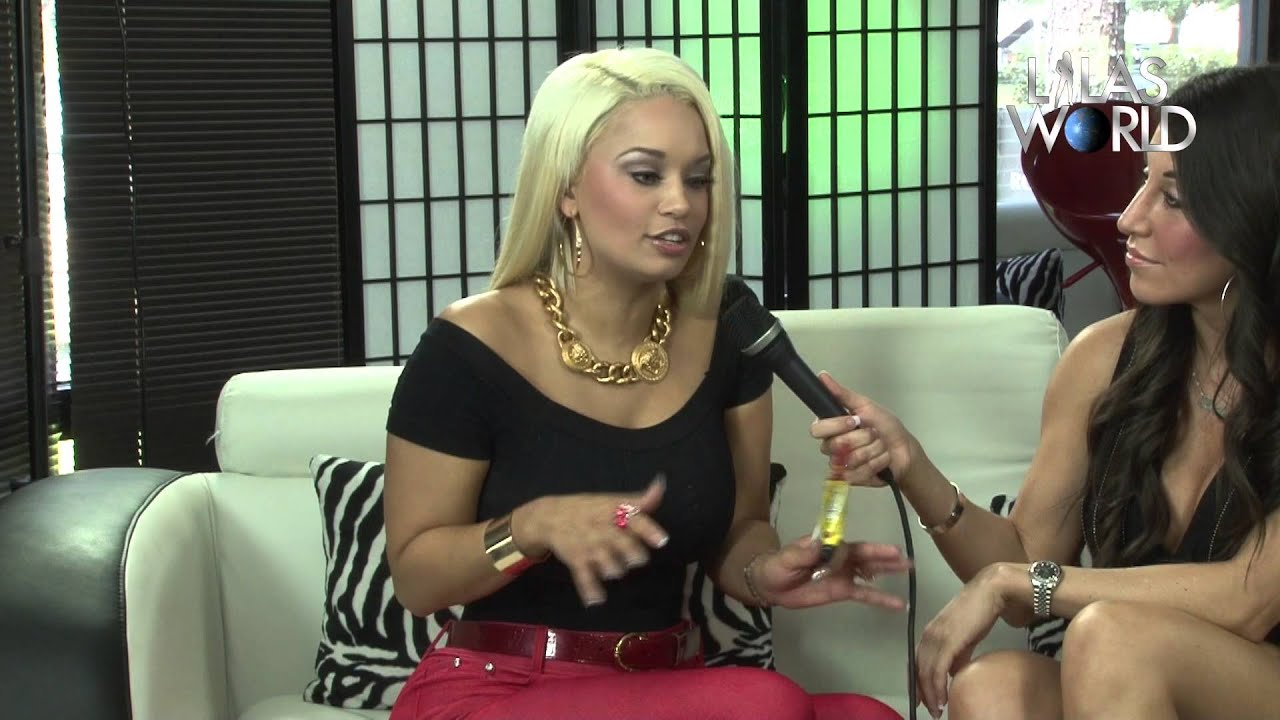 Jessica Kylie on Lalas World YouTube