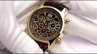 Золотий годинник. Хронограф. Інструкція до наручним годинником