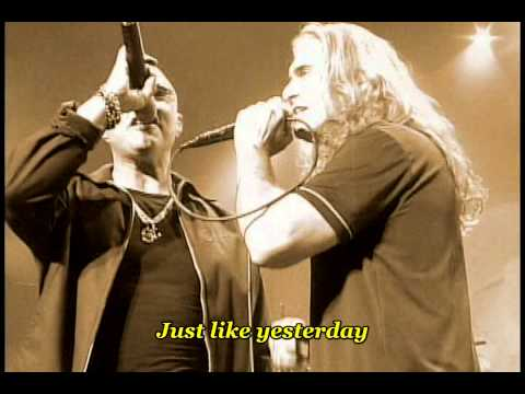 Dream Theater & Queensryche - Won't Get Fooled Again ( The Who ) - with lyrics