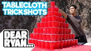 Download Tablecloth Tricks! (Dear Ryan) Mp3 and Videos
