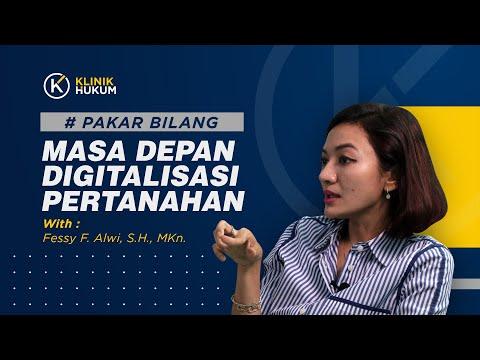#PakarBilang – Masa Depan Digitalisasi Pertanahan (ft. Fessy Farizqoh Alwi)