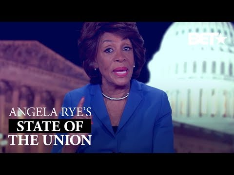 Congresswoman Maxine Waters Drags Trump In The Classiest Way